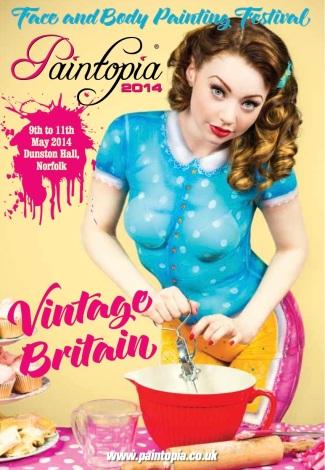 pantopia 2014 Programme cupcake all