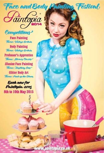 pantopia 2014 Programme cupcake back