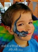 South Norfolk face Blue dino cc