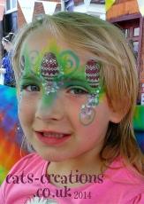 South Norfolk face Easter egg fairy cc
