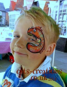 South Norfolk face Red eyeball eater cc