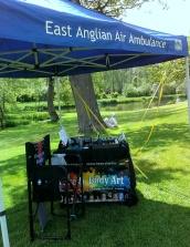 Oxnead air ambulance booking kit lake.45