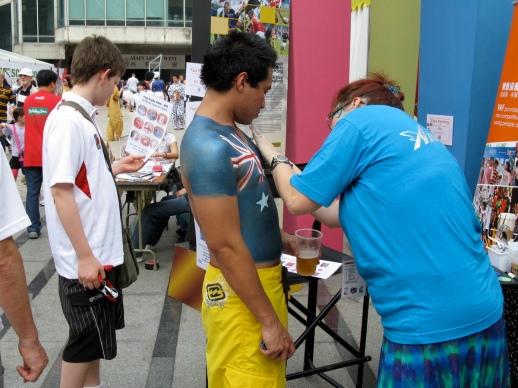 Rugby 08 cat paints NZ shirt 3 q