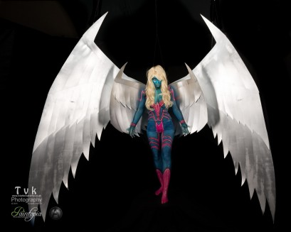 Artyfakes collab all wings