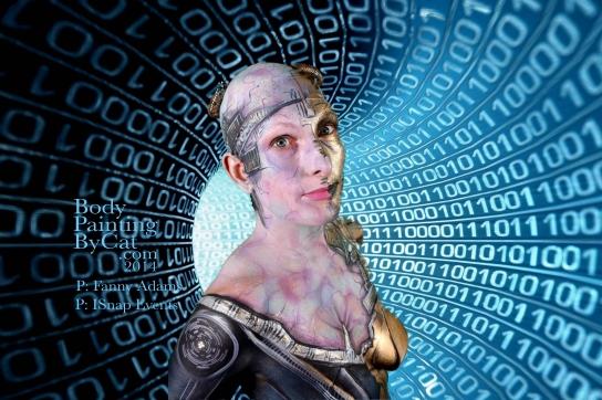 Borg Droid norcon Isnap face d bpc