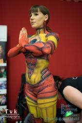 NorCon Iron Man girl 2016 end pray bpc
