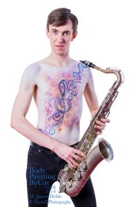 Paintopia Music promo SP classical sax bpc