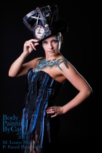Steampunk steed Paintopia 2014 SP look bpc