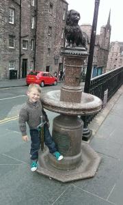 Edinburgh greyfriars bobby.54