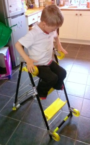 Kit trolley stepladder seated.27