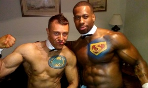 Lucy hen party butlers in buff.12