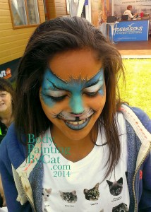 norfolk show Blue cat quick ok bpc
