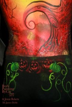Oct Pro Beauty James Pumpkin Jack Tim B bum bpc