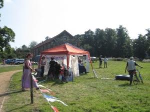 Cats tent Whitlingham facepaint