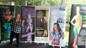 Paintopia Sprowston marquee banner timeline.43