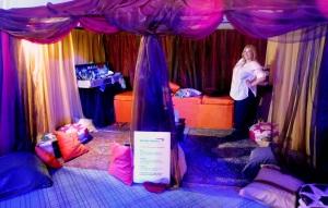 Setup kit bedouin tent BA IOW TRO.45