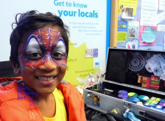 Tesco poole spidey smile bpc