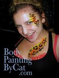 Belvedere leopard UV girl bpc