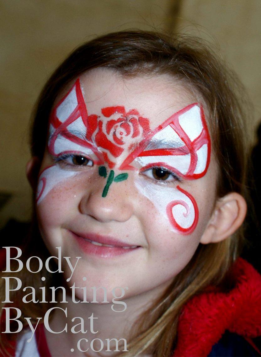 Cat England Face Painter