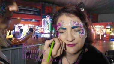 Choe glittering my eyebrows bpc